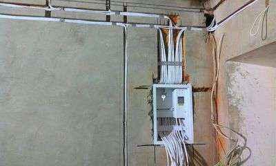 Замена проводки