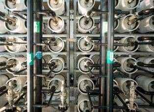 Осмотическая электростанция
