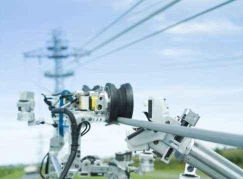 Применение роботов в энергетике