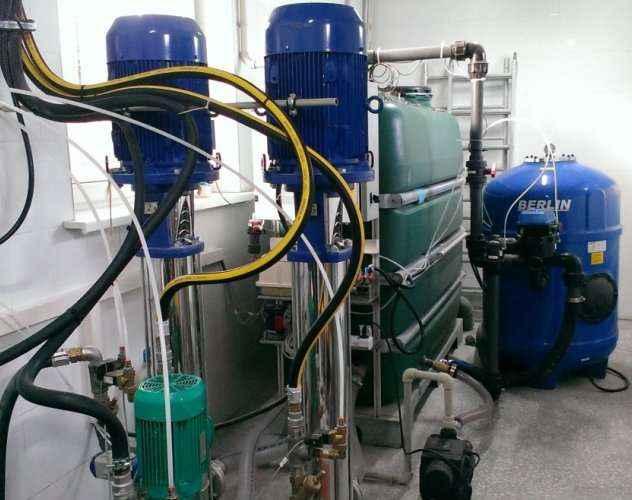 Оборотное водоснабжение