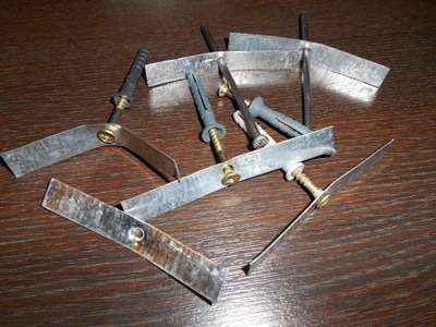 Крепление кабеля